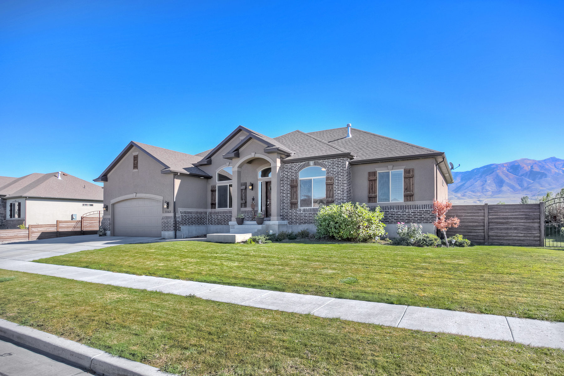 Property For Sale at Beautiful Updated Rambler in Stansbury Park