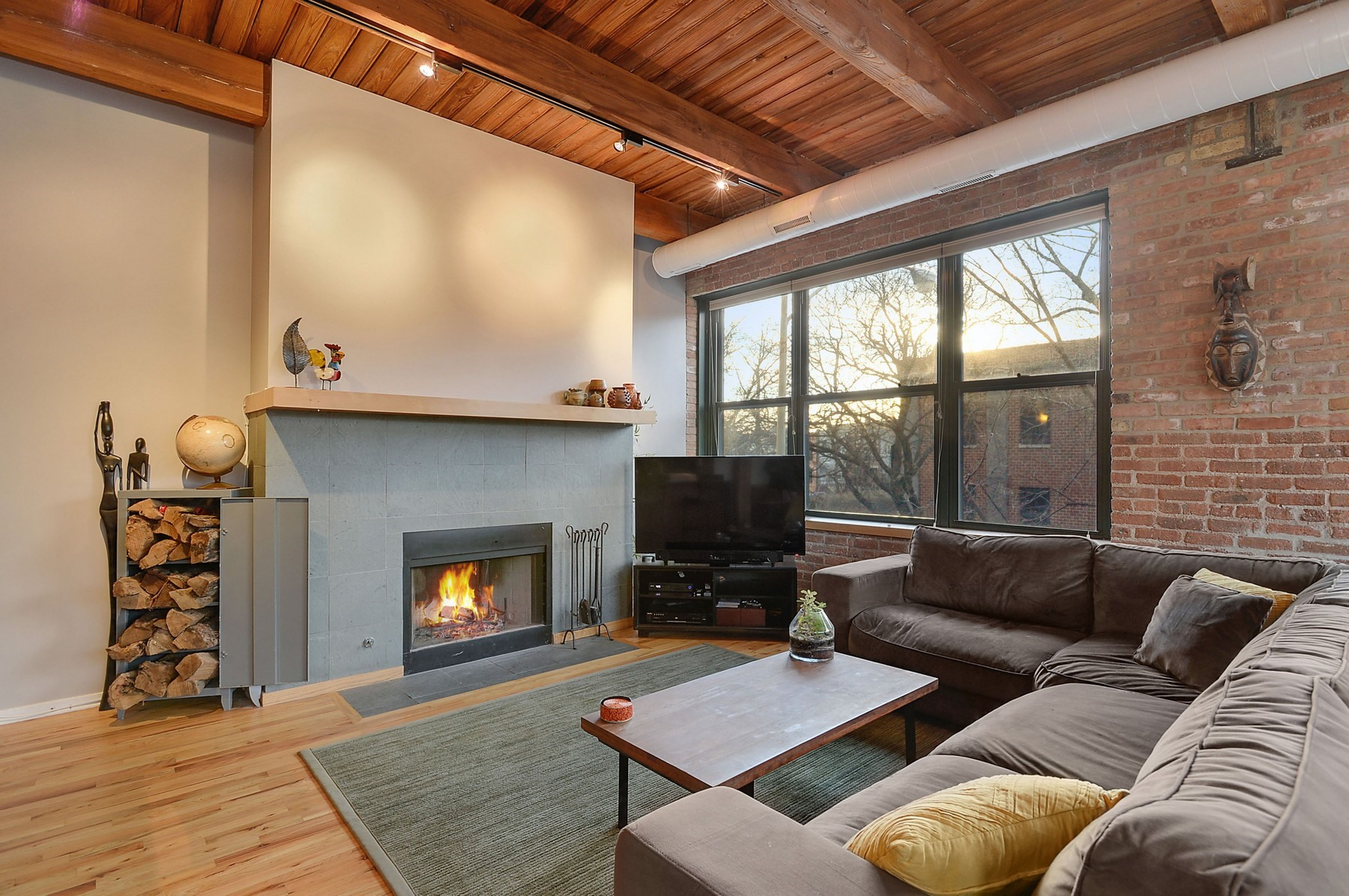 Single Family Home for Sale at Unit Available in BEST Loft Building in Chicago 2250 W Ohio Street Unit 205 West Town, Chicago, Illinois, 60612 United States