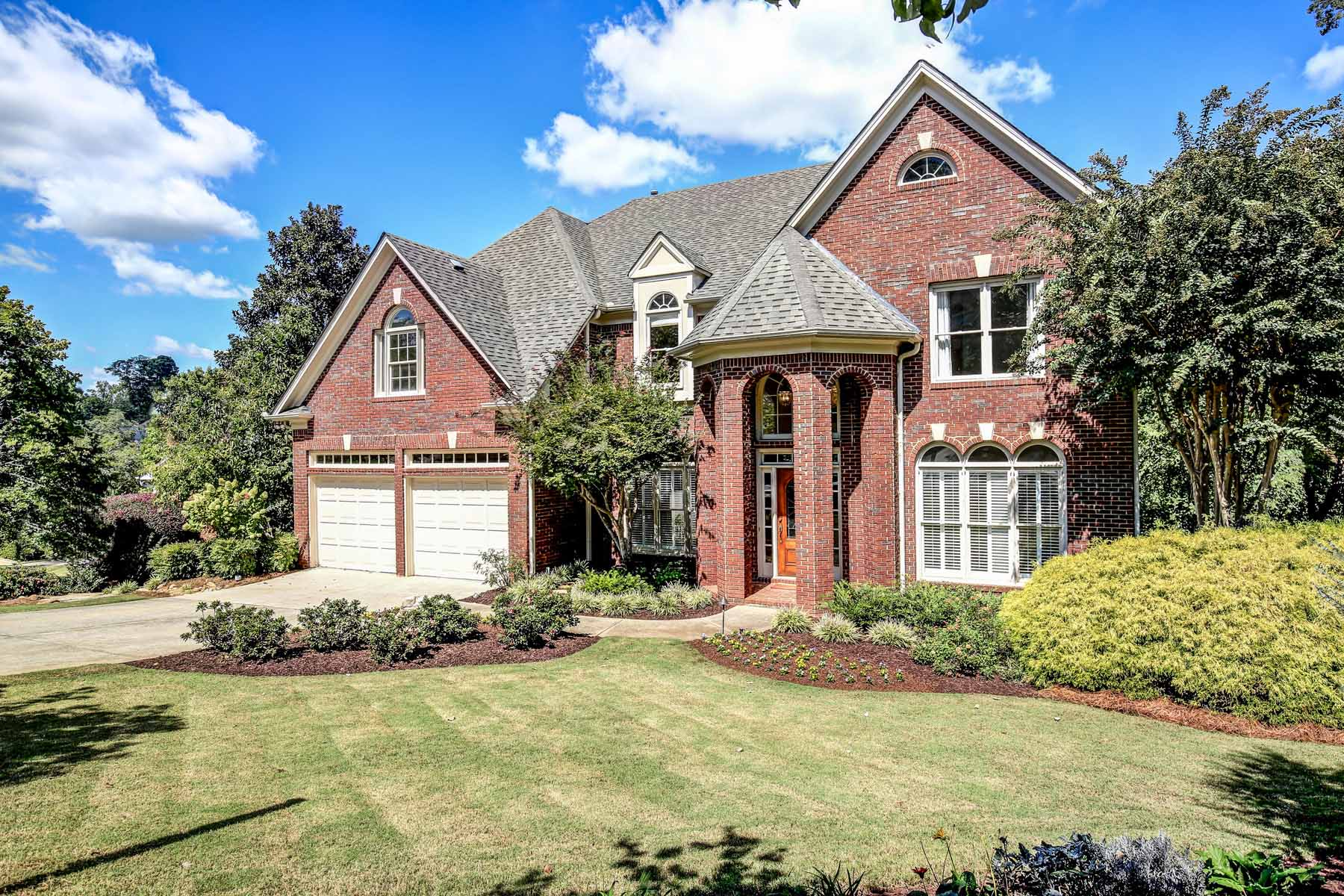 Single Family Home for Sale at Rarely Available Intown Updated Executive Home in Swim Community 1825 Grist Stone Court Druid Hills, Atlanta, Georgia, 30307 United States