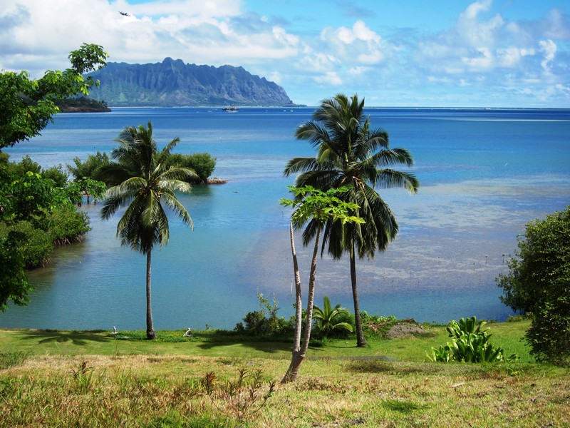 Terrain pour l Vente à Best Boating Property Combined With An Incredible View 46-123 Lilipuna Rd Kaneohe, Hawaii 96744 États-Unis