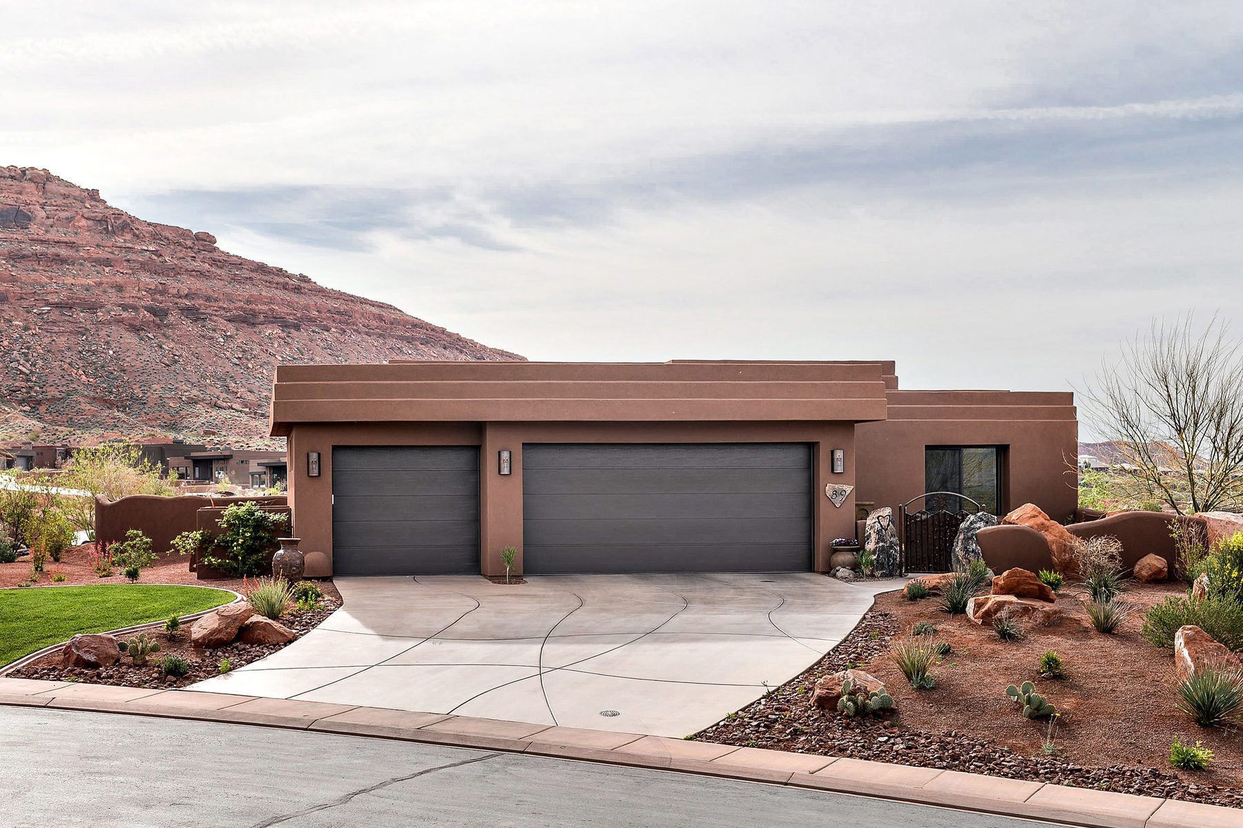 Casa Unifamiliar por un Venta en Private Retreat 2331 W Entrada Trl, #89 St. George, Utah, 84770 Estados Unidos