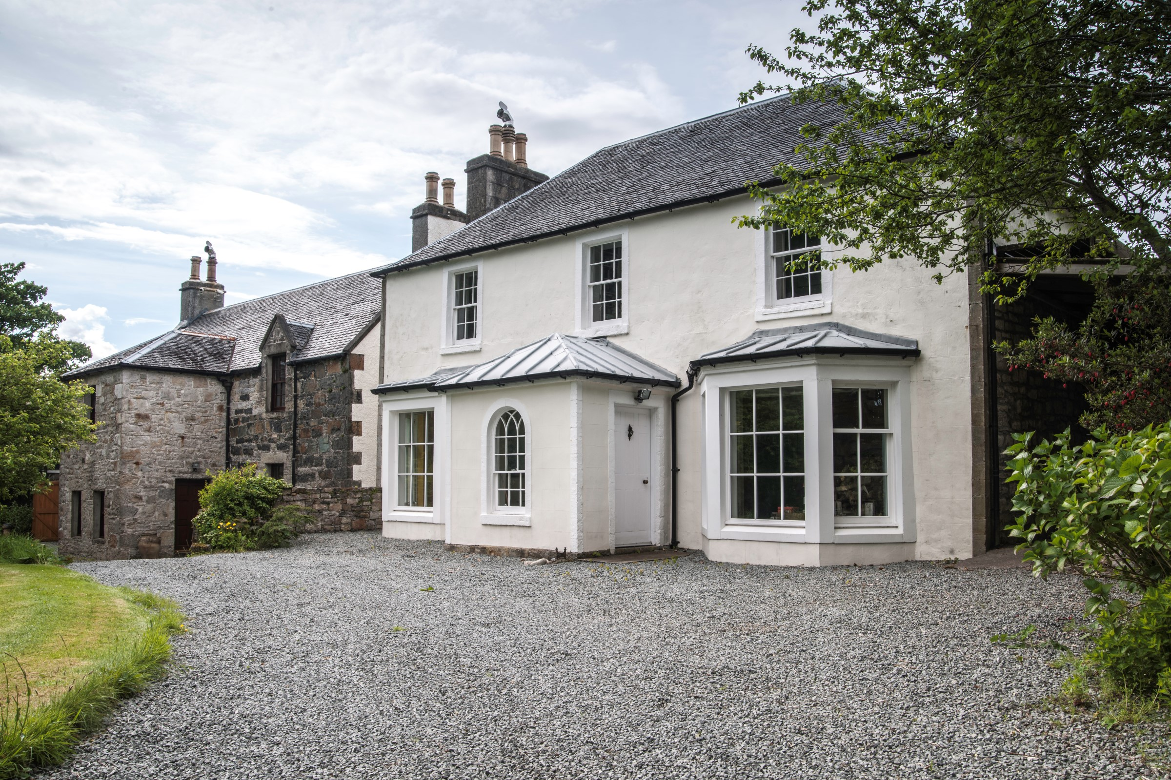 Single Family Home for Sale at Isle of Skye, Scotland Strathaird House Strathaird Other Scotland, Scotland, IV499AX United Kingdom