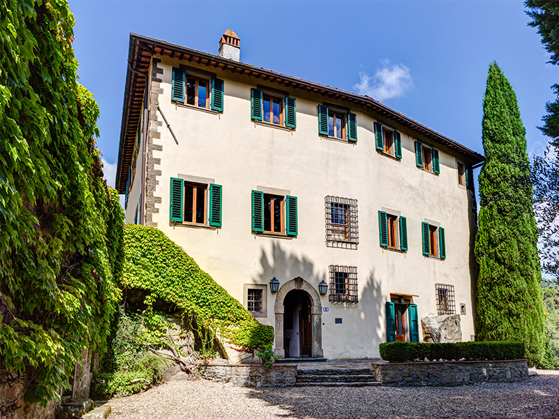 Single Family Home for Sale at Amazing property in Chianti loc. Le Convertoie Greve In Chianti, Florence 50022 Italy