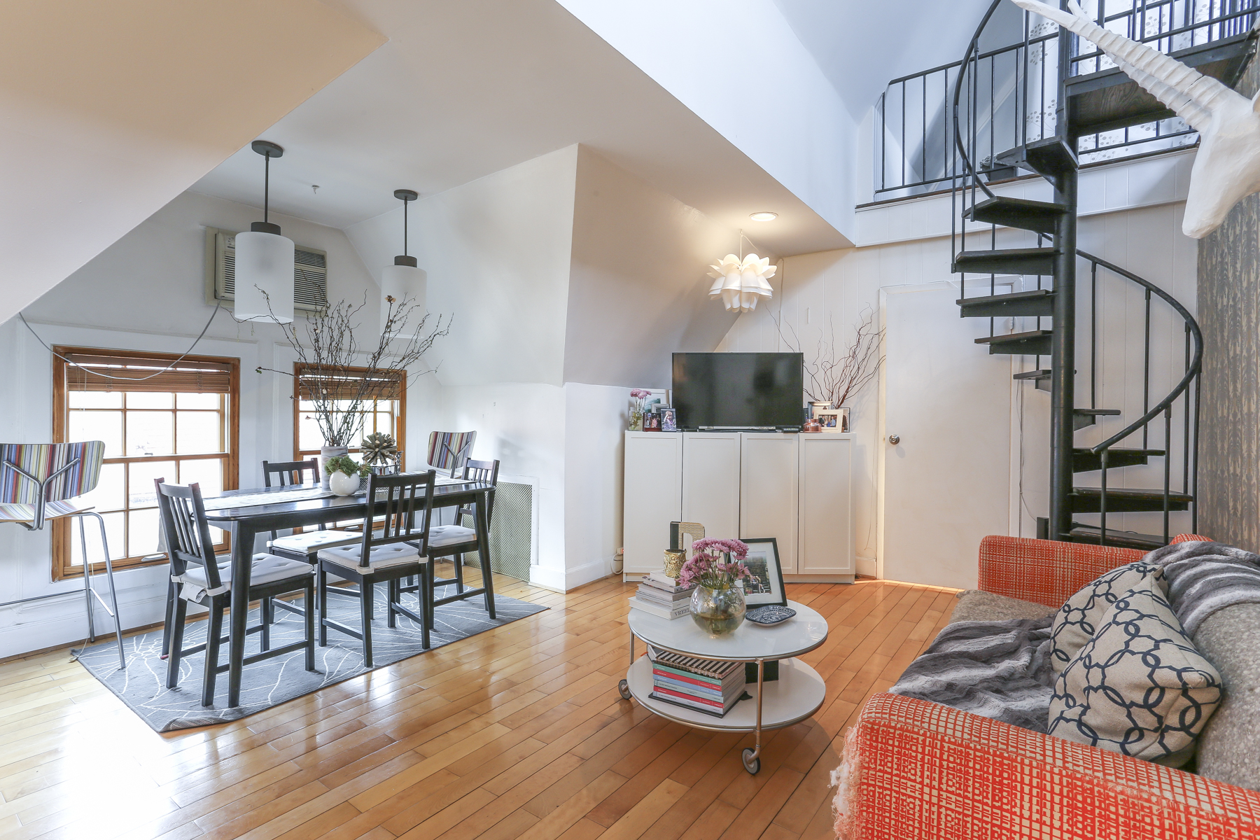"Co-op for Sale at ""ONE BEDROOM APT. WITH IMPRESSIVE LOFT SPACE"" 1 Station Square, Forest Hills Gardens, Forest Hills, New York 11375 United States"
