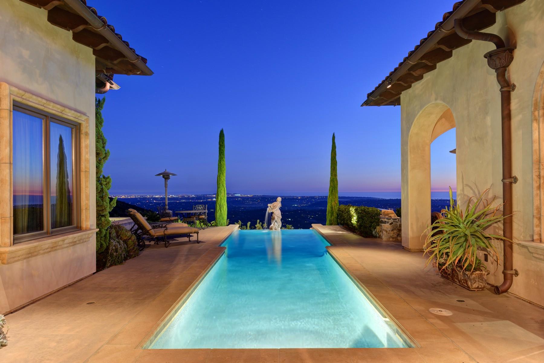 Villa per Vendita alle ore 7811 Camino De Arriba Rancho Santa Fe, California 92067 Stati Uniti