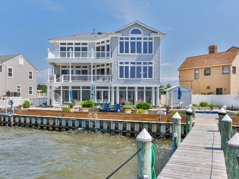 sales property at Exceptional Custom Bayfront