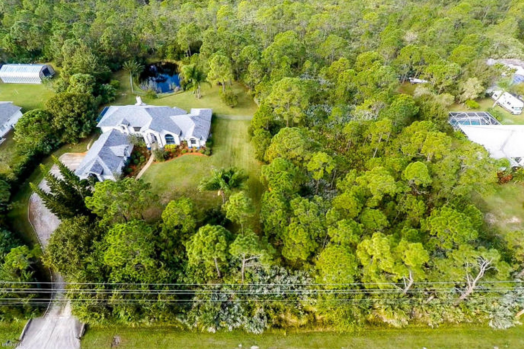 Single Family Home for Sale at 6040 Brabrook Avenue Grant Valkaria, Florida, 32949 United States