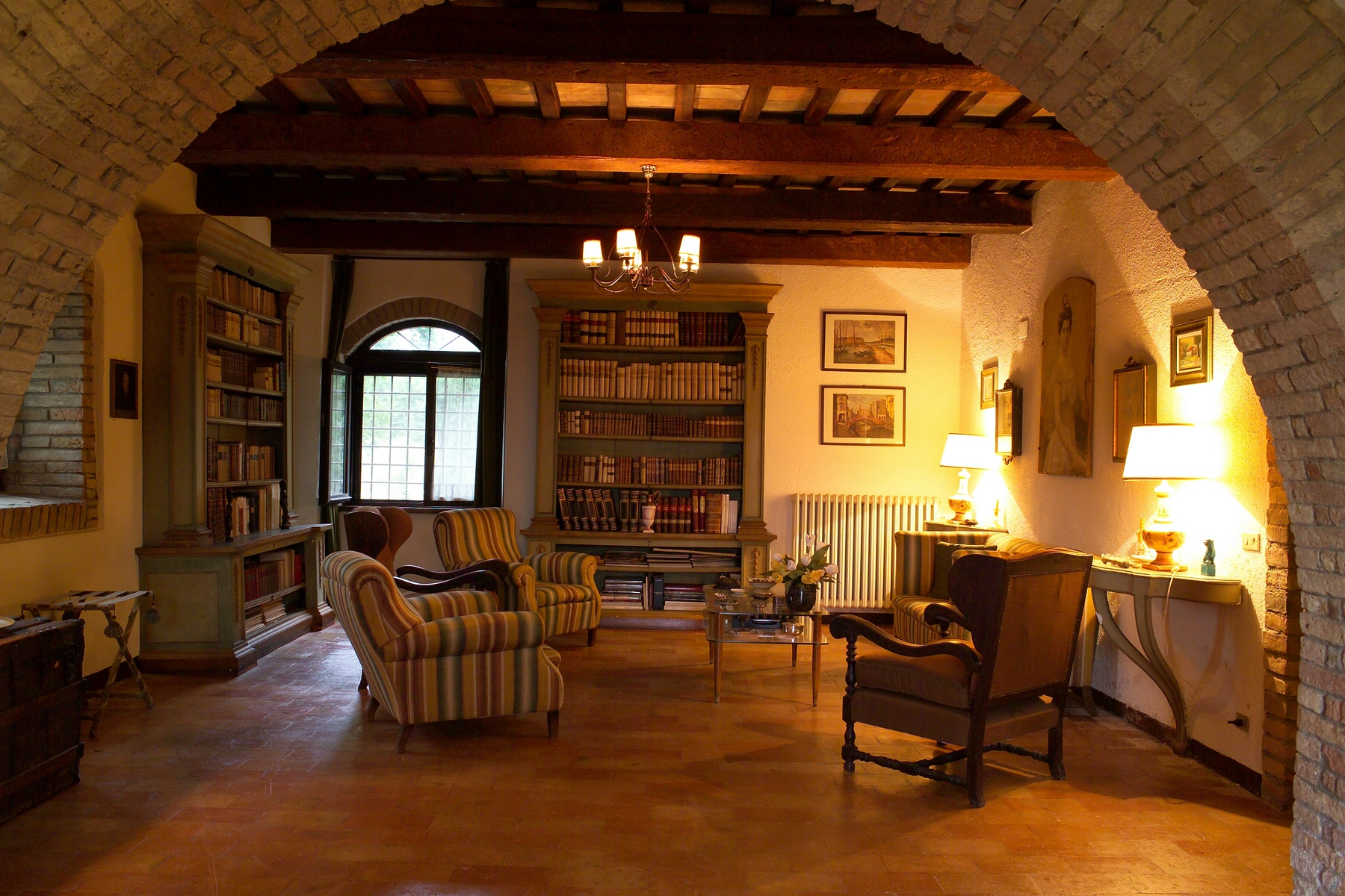 Additional photo for property listing at Lovely country house with pool between Umbria and Tuscany Citerna, Perugia Italy