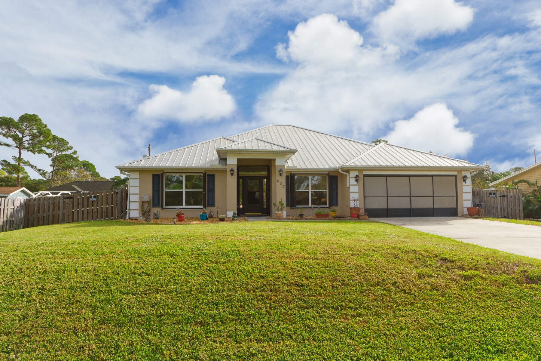 Vivienda unifamiliar por un Venta en Sebastian Highlands 637 Collins Street Sebastian, Florida, 32958 Estados Unidos