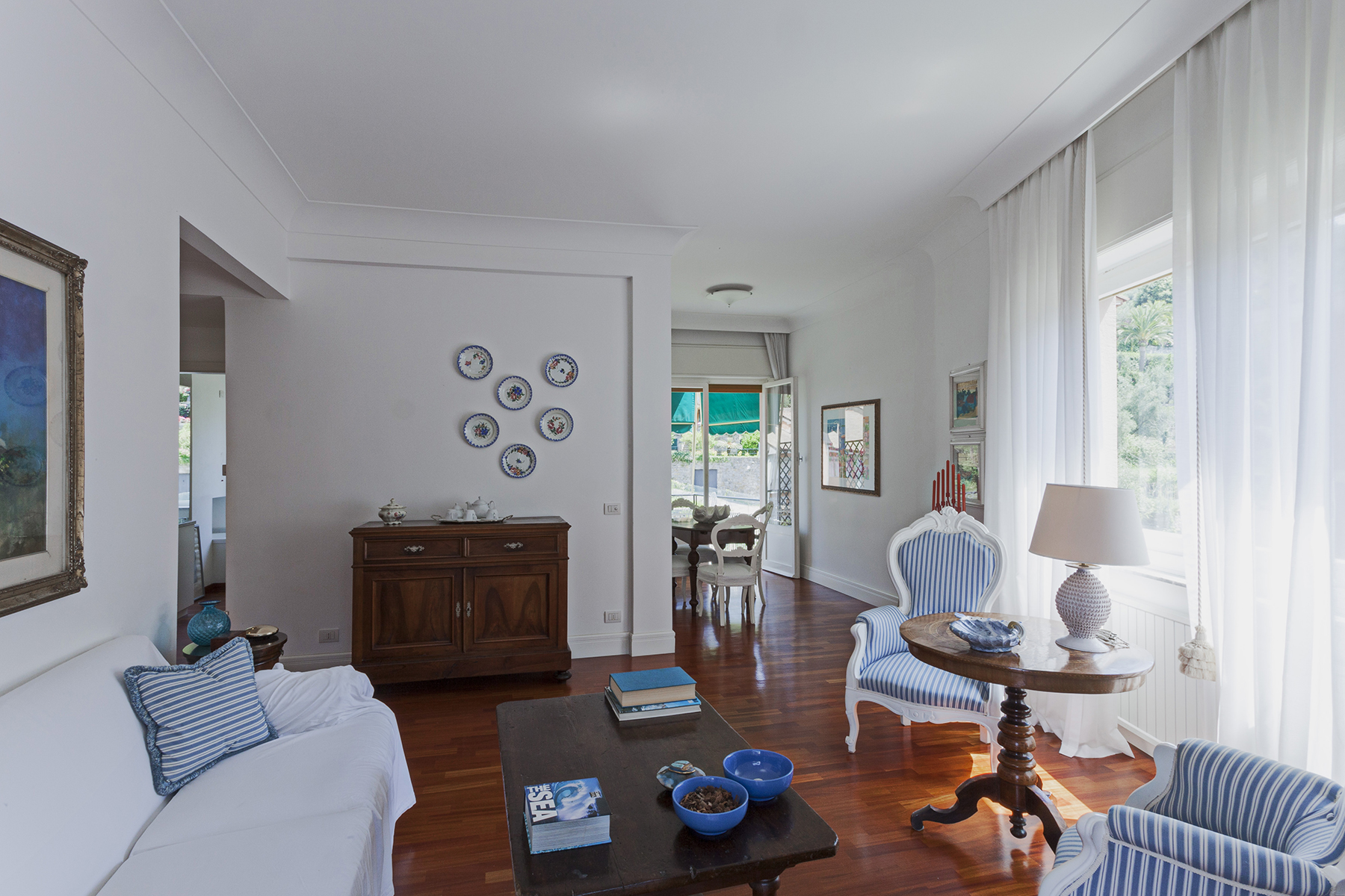 sales property at Elegant apartment recently renovated in the heart of Santa Margherita