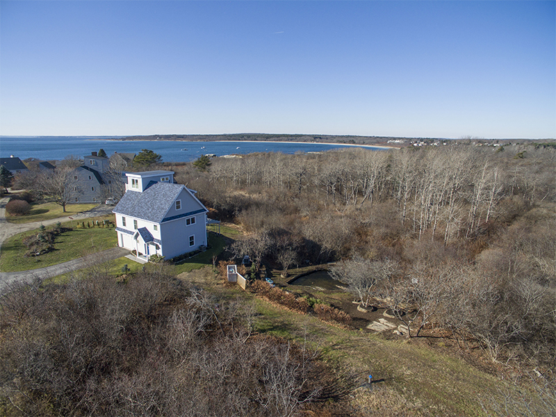Single Family Home for Sale at 11 Angell Point Road Cape Elizabeth, Maine 04107 United States