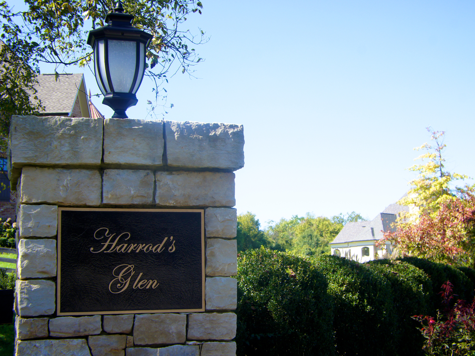Земля для того Продажа на 46 Harrods Glen Drive Prospect, Кентукки 40059 Соединенные Штаты