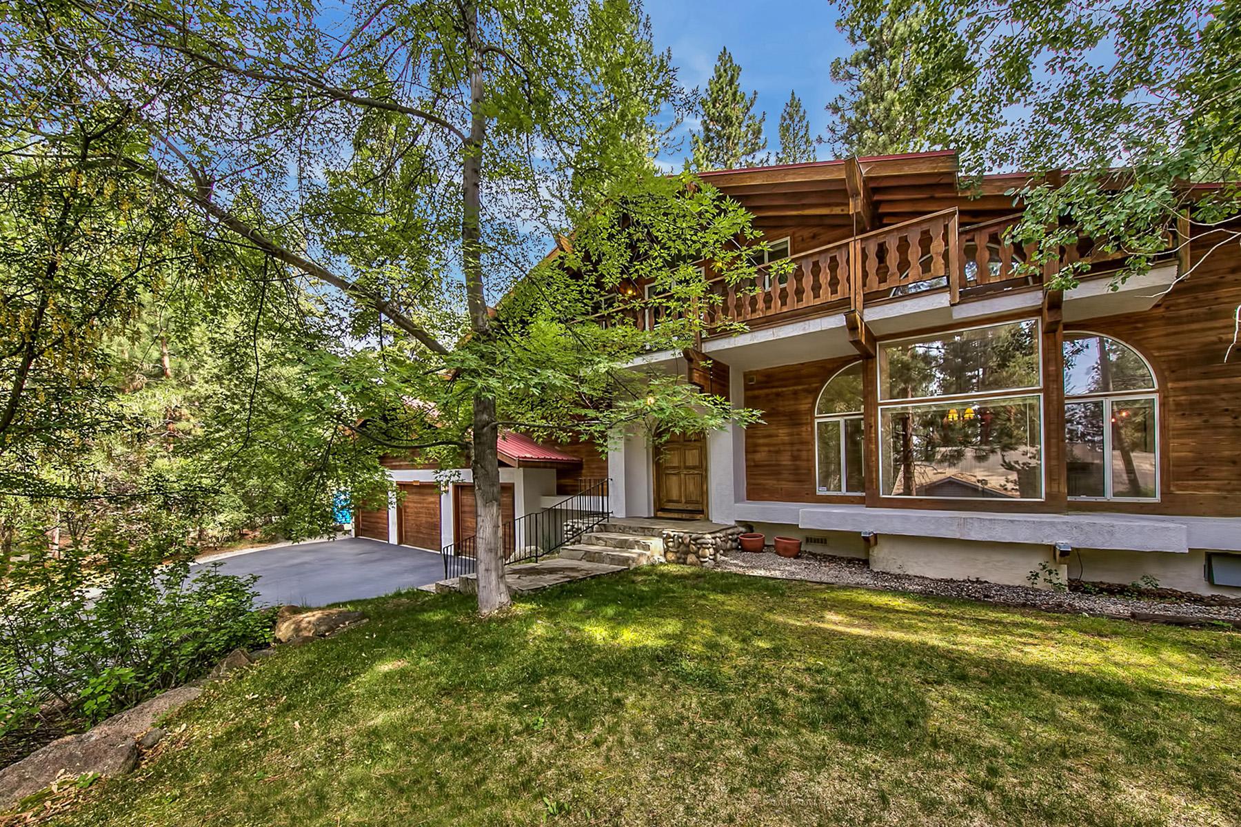 Villa per Vendita alle ore 716 James Lane Incline Village, Nevada 89451 Stati Uniti