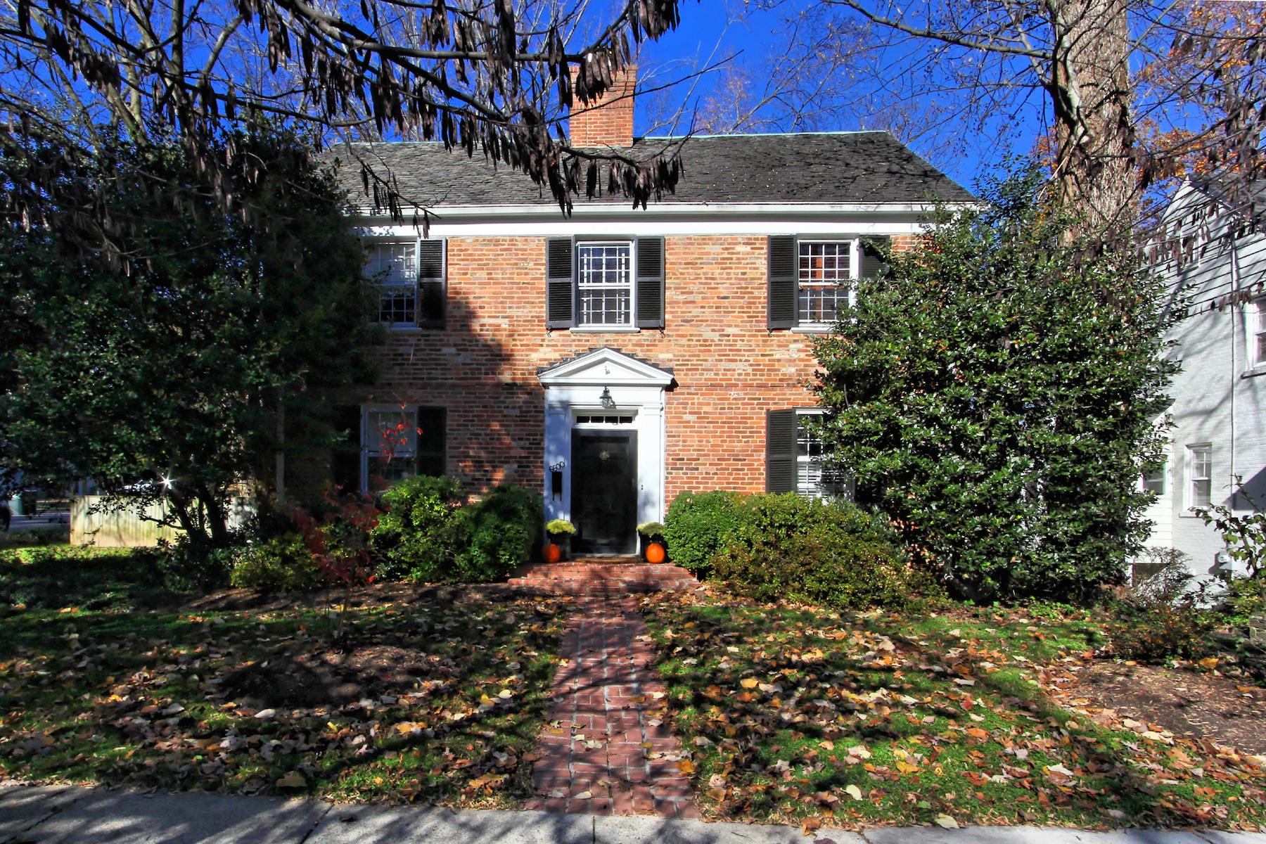 Nhà ở một gia đình vì Bán tại Chevy Chase - DC 6600 32nd Place Nw Washington, District Of Columbia 20015 Hoa Kỳ
