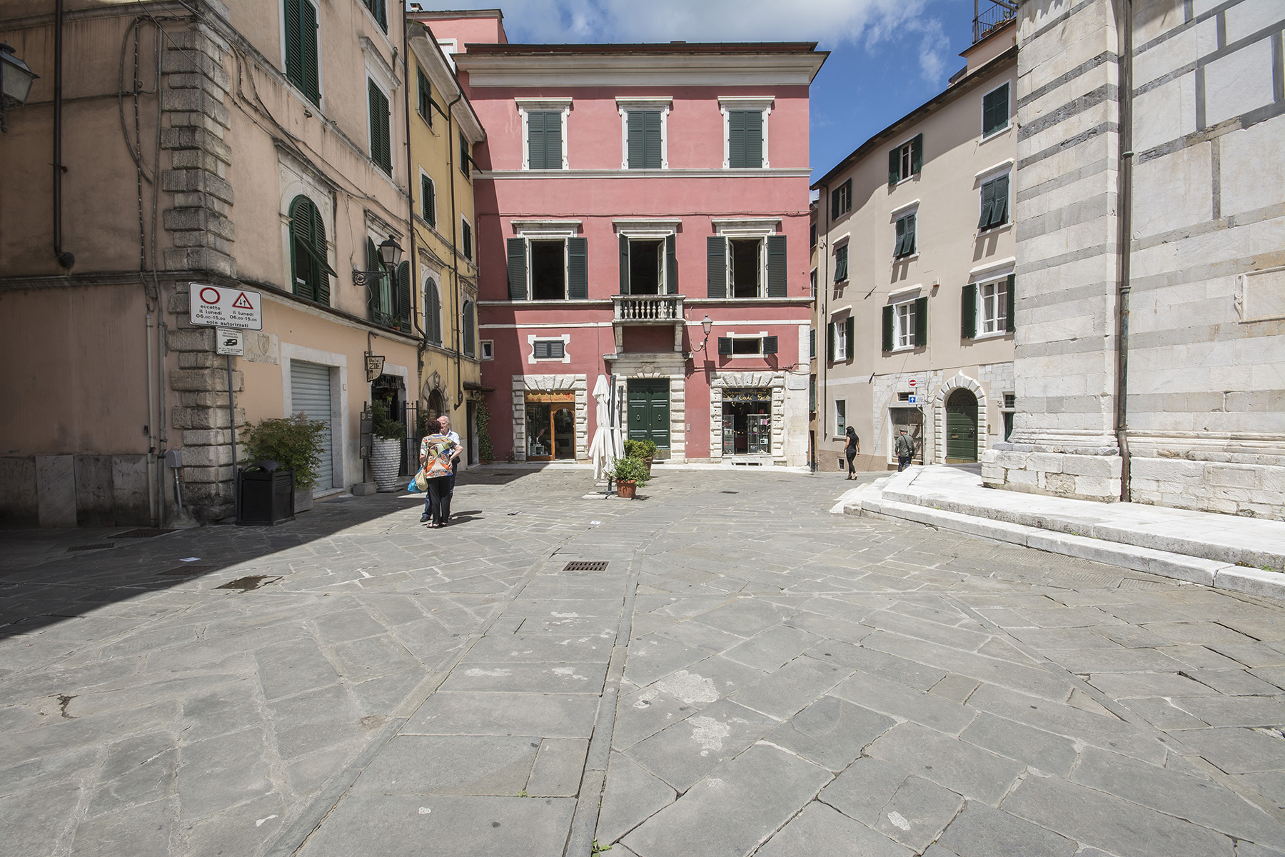 Single Family Home for Sale at Magnificent Renaissance Palazzo in the center of Carrara Carrara, Massa Carrara Italy