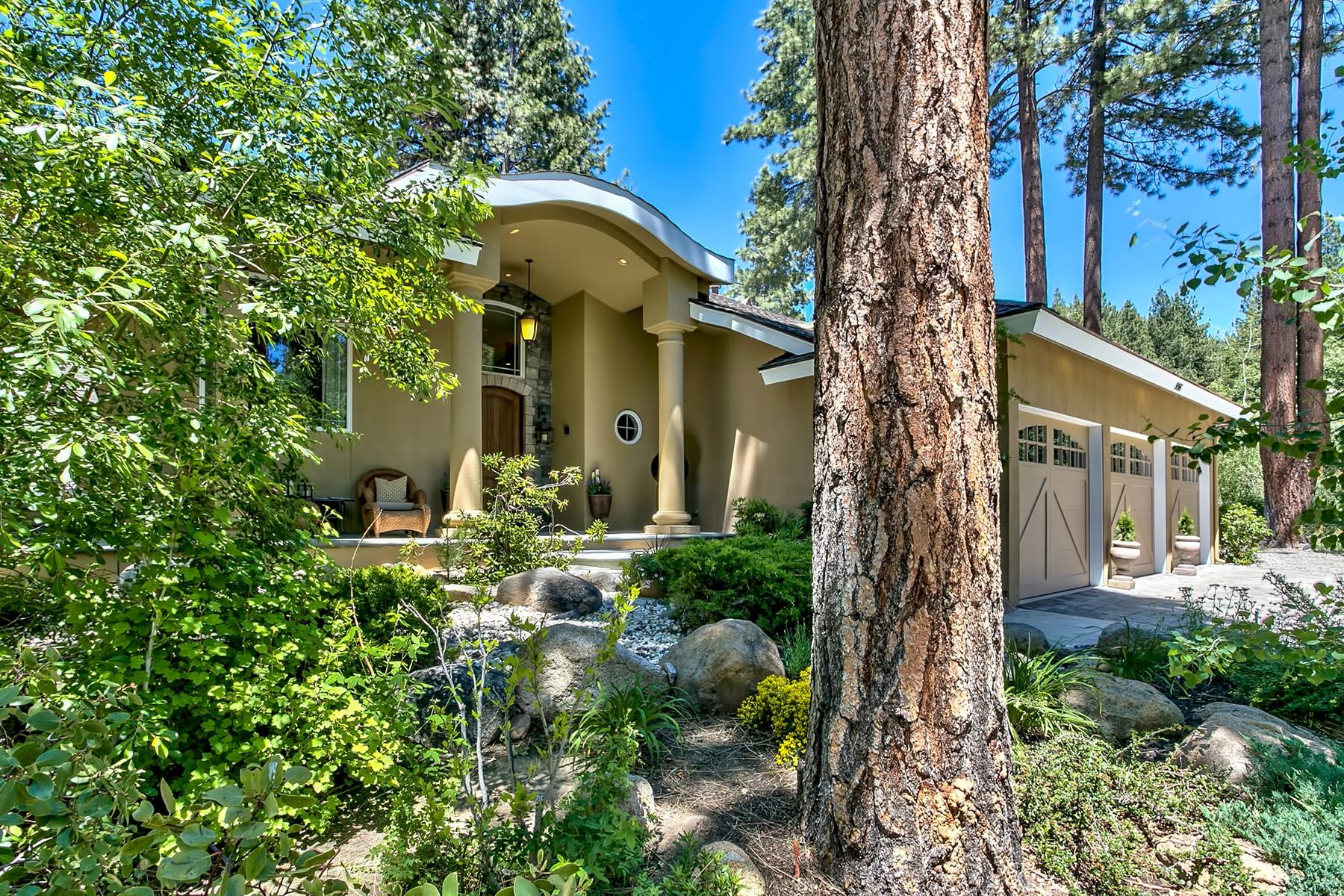 Частный односемейный дом для того Продажа на 996 Fourth Green Incline Village, Невада, 89451 Соединенные Штаты