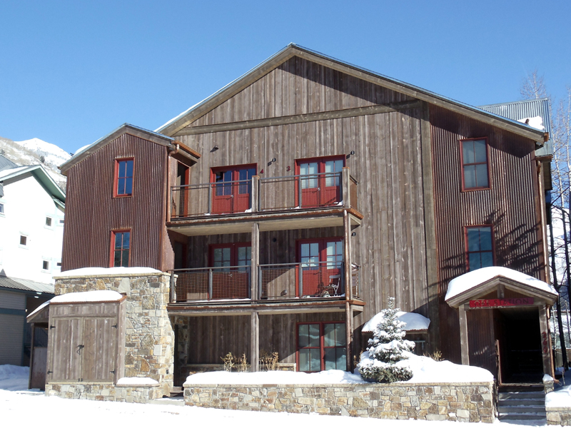 Condominio por un Venta en 260 South Aspen Street, Ore Station #9 Telluride, Colorado 81435 Estados Unidos