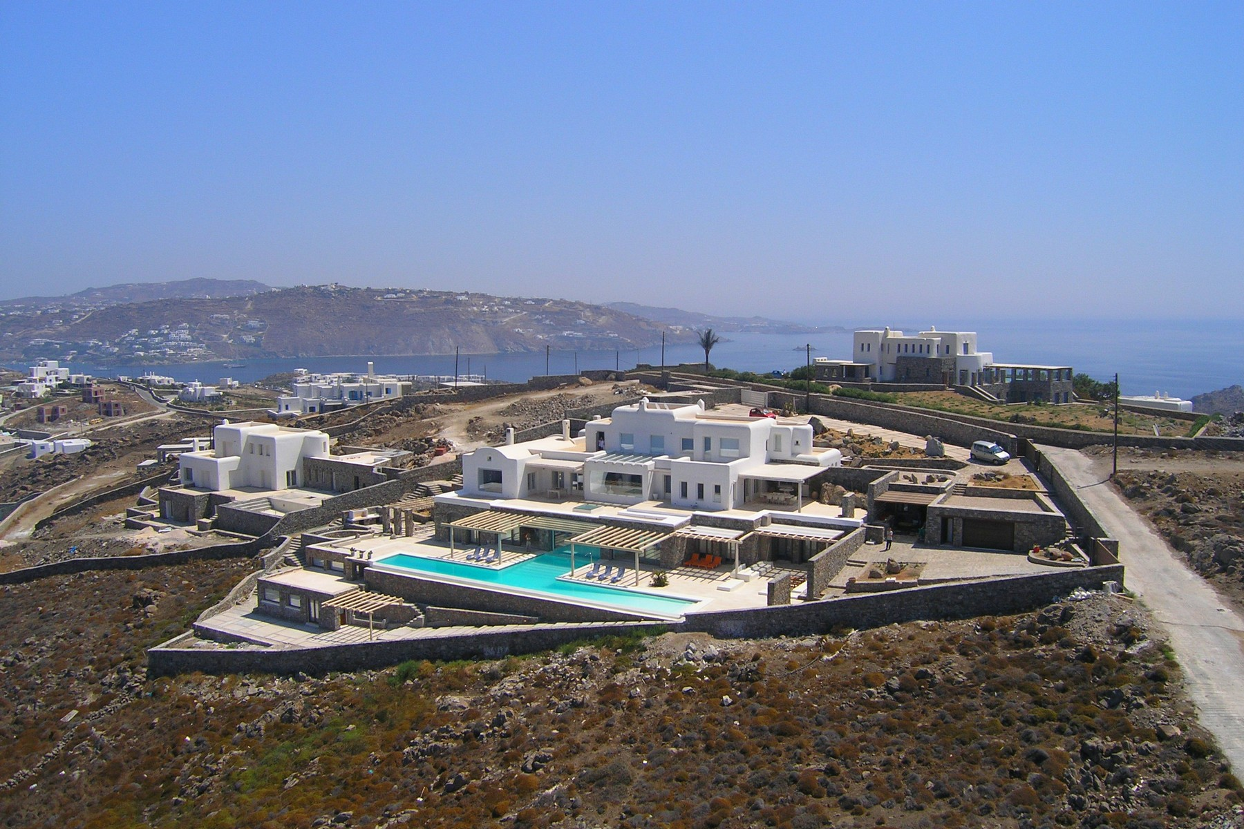 Single Family Home for Sale at Villa Aphrodisia Mykonos, Southern Aegean 84600 Greece