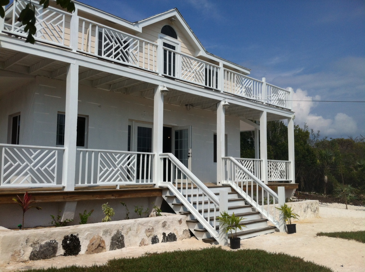 Single Family Home for Sale at Eco-Friendly Home in Rainbow Bay Rainbow Bay, Eleuthera Bahamas