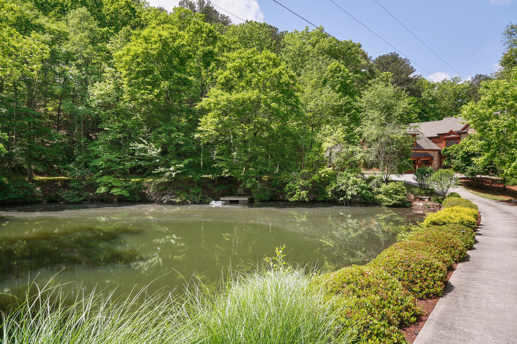 Additional photo for property listing at Showcase Estate Home On Private Acreage 51 Mountain Ridge Drive SE Cartersville, Γεωργια 30120 Ηνωμενεσ Πολιτειεσ