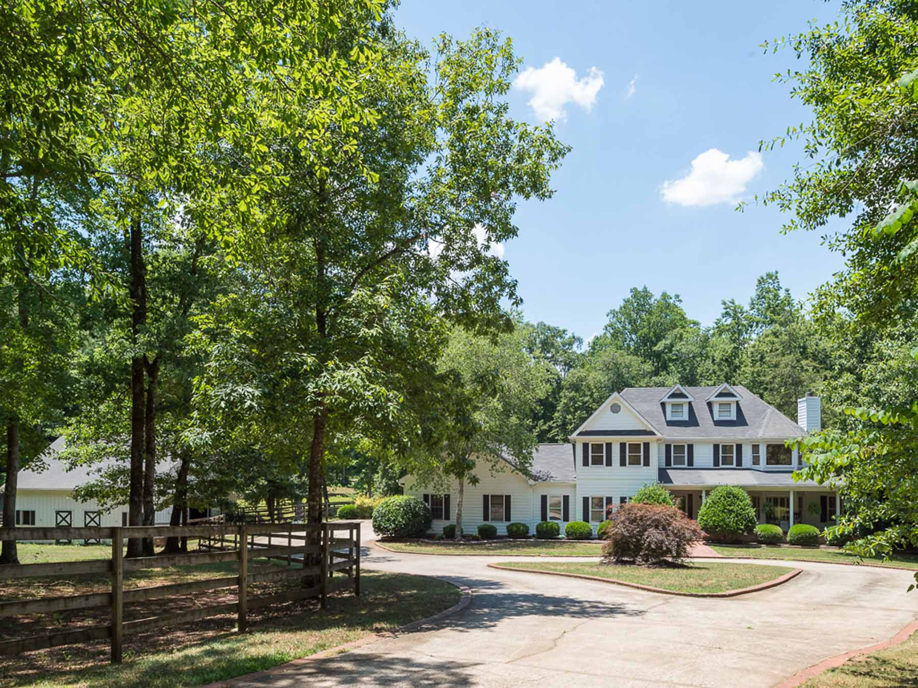 sales property at Equestrian Dream Home