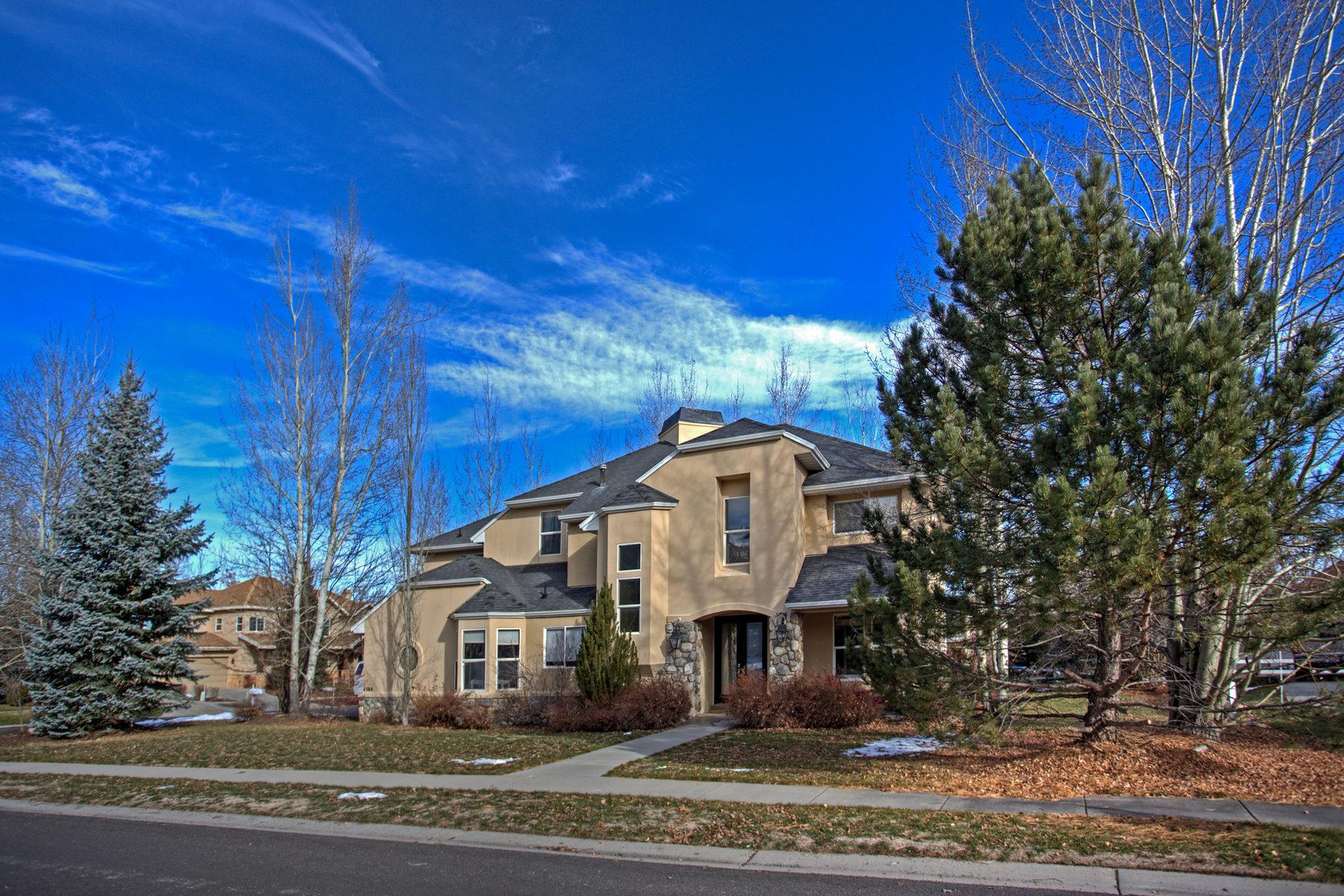 Tek Ailelik Ev için Satış at Beautiful Synder's Mill Bentley Model Home 4384 Murnin Way Park City, Utah 84098 Amerika Birleşik Devletleri