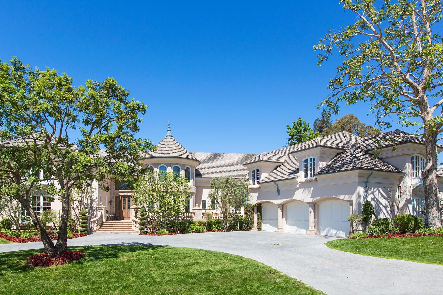 Casa Unifamiliar por un Venta en Summit View Drive 4916 Summit View Drive Westlake Village, California, 91362 Estados Unidos
