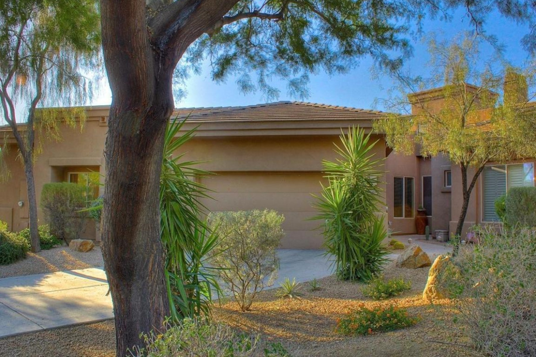 sales property at Highly upgraded villa in guard-gated N. Scottsdale community