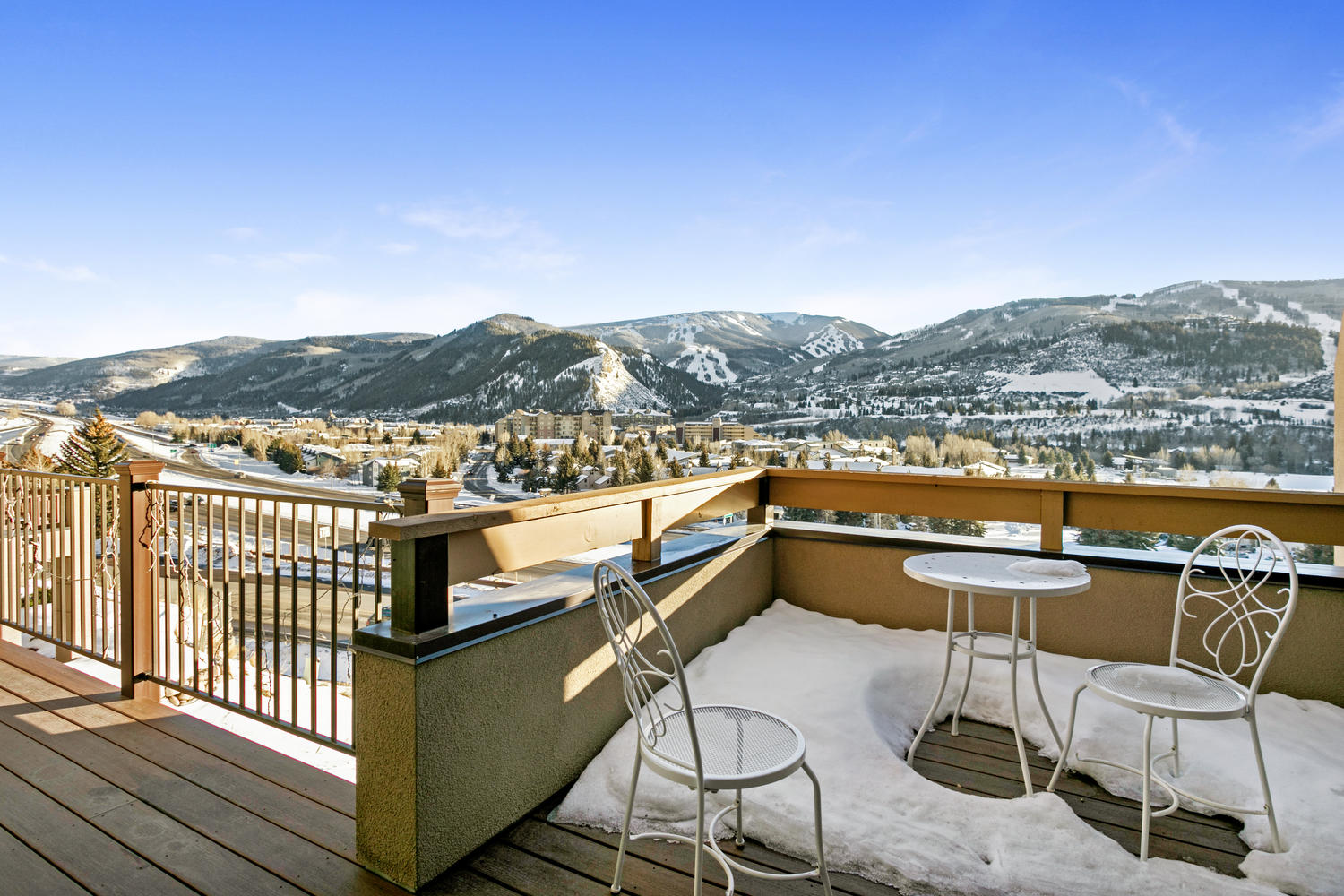 Townhouse for Sale at Chambertin Townhome #5 420 Nottingham Road #5 Avon, Colorado, 81620 United States