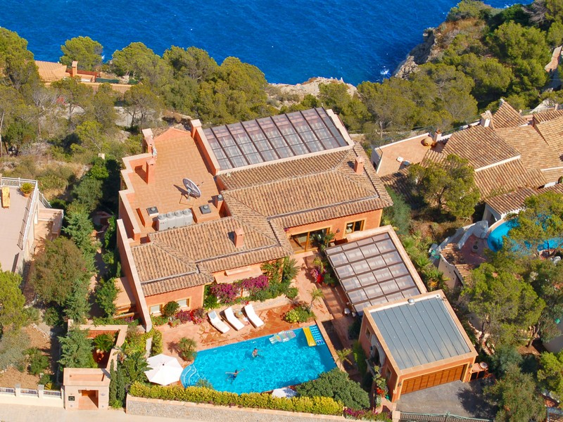 Property Of Villa in Port de Andratx with stunning sea views