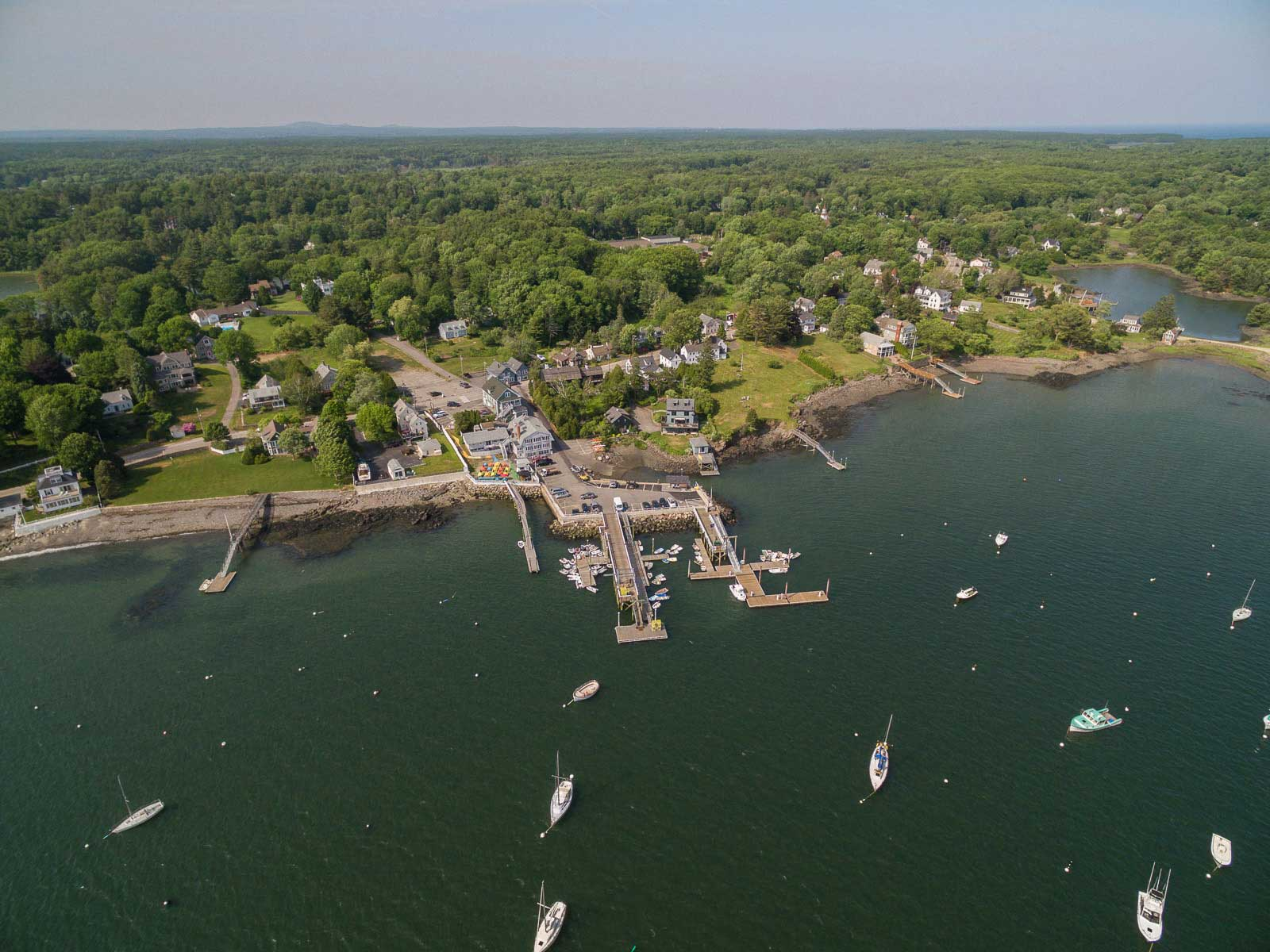 Property For Sale at Waterfront Development in Kittery Point