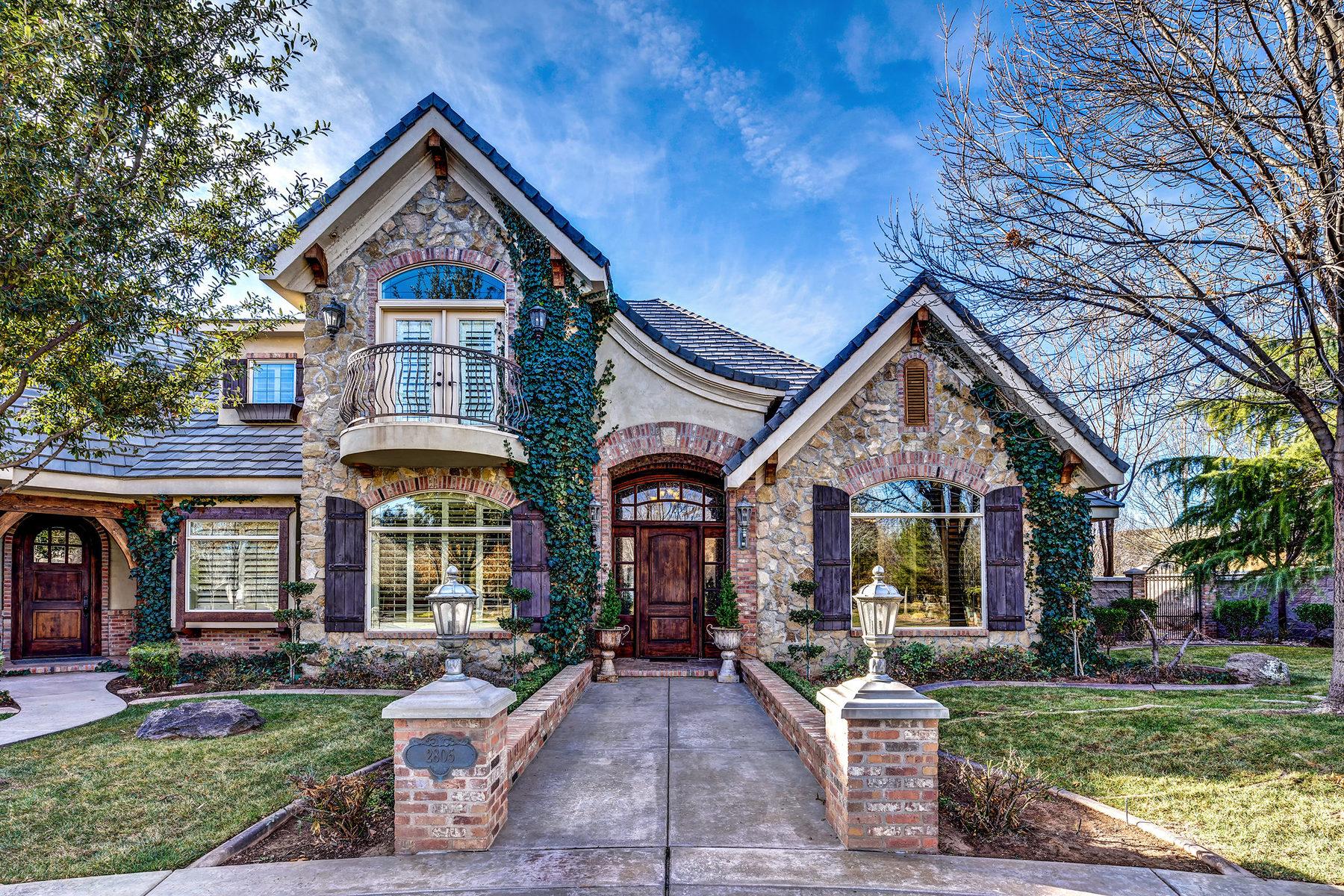 Single Family Home for Sale at Sanctuary in Santa Clara 2805 Cottonwood Cir Santa Clara, Utah, 84765 United States