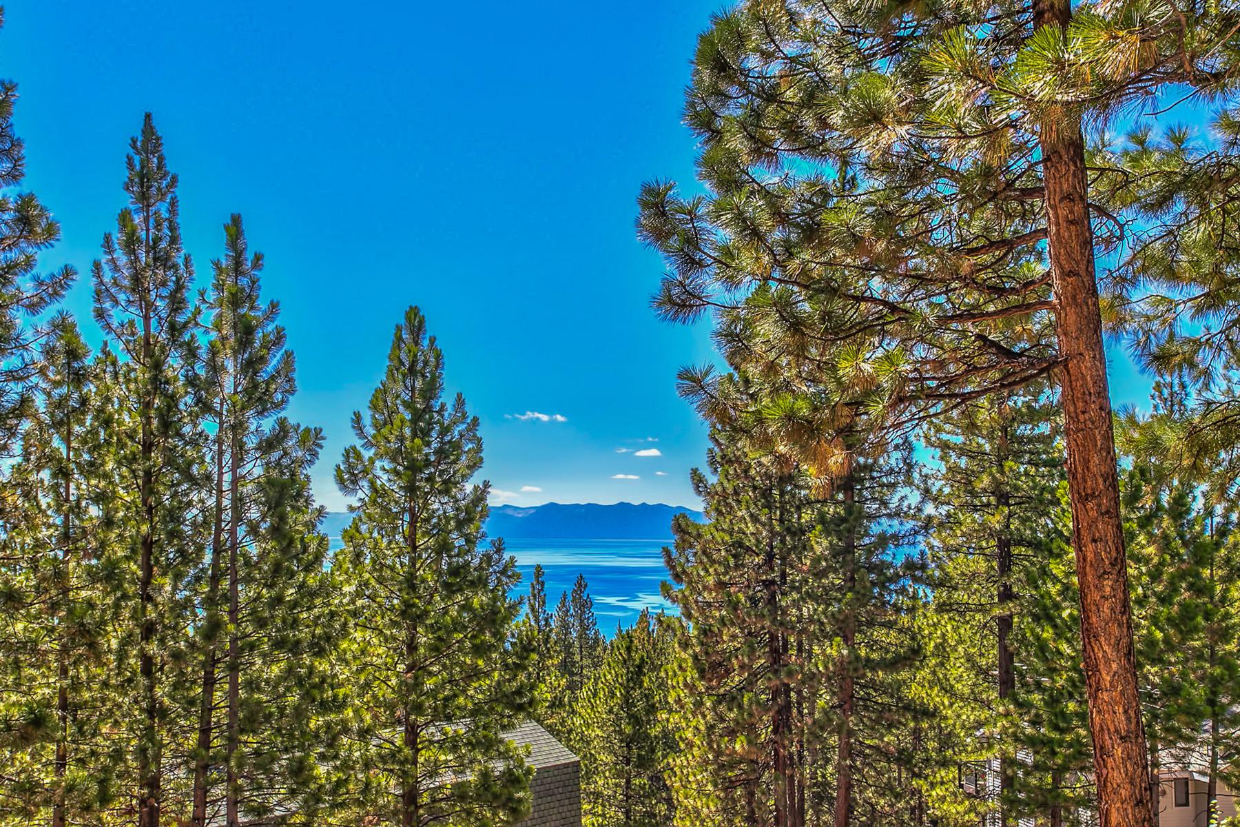 Maison unifamiliale pour l Vente à 676 Tyner Way Lower Tyner, Incline Village, Nevada 89451 États-Unis