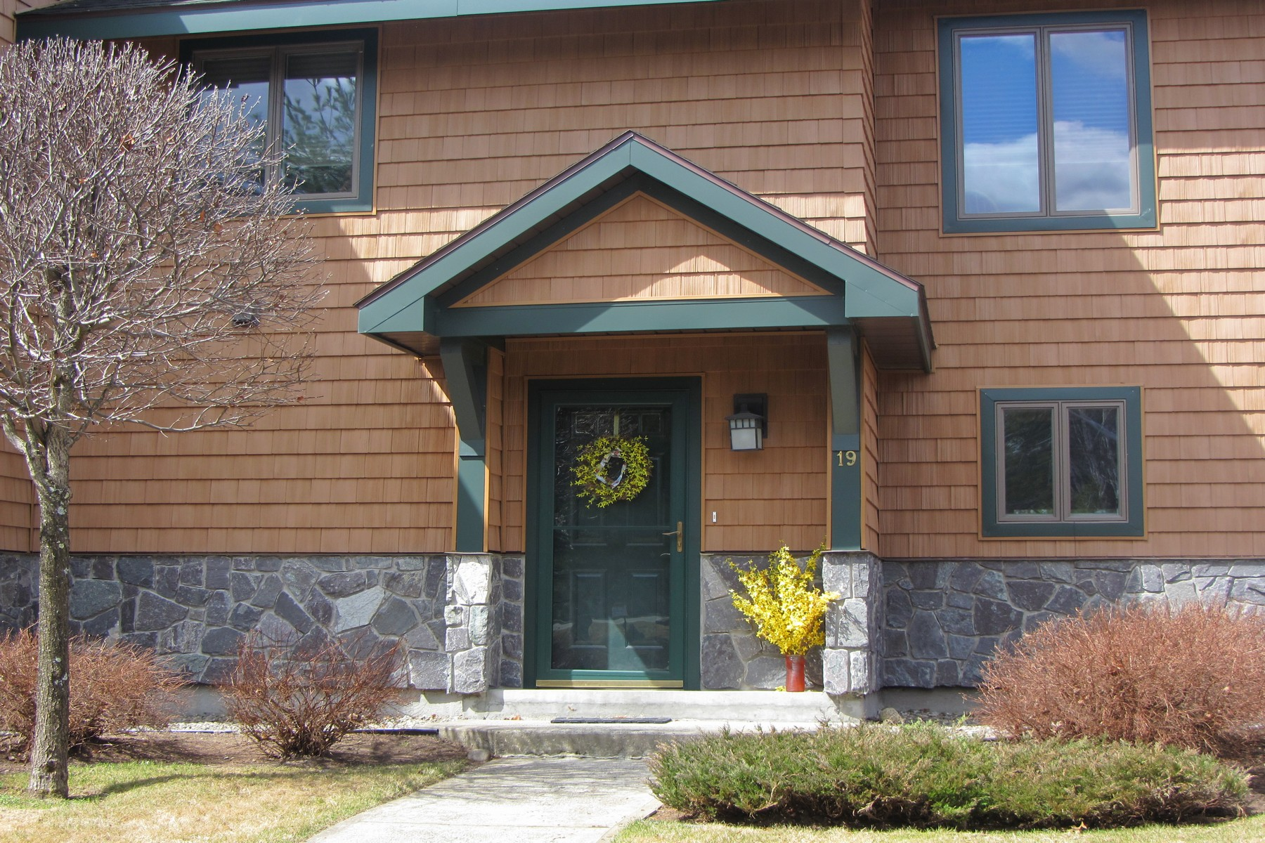 Townhouse for Sale at Luxury Townhouse 19 Dunn Way Lake Placid, New York 12946 United States