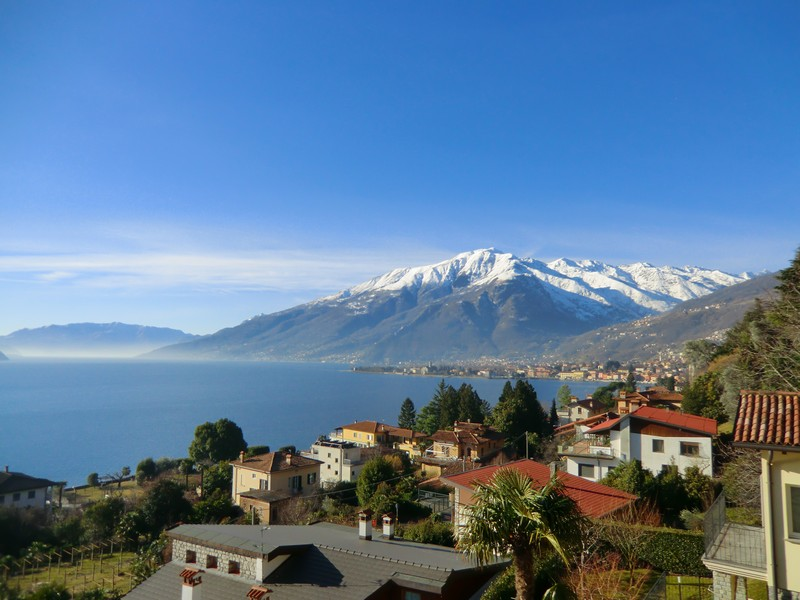 Single Family Home for Sale at Magnificent villa with charming view of Lake Como Domaso Como, 22013 Italy