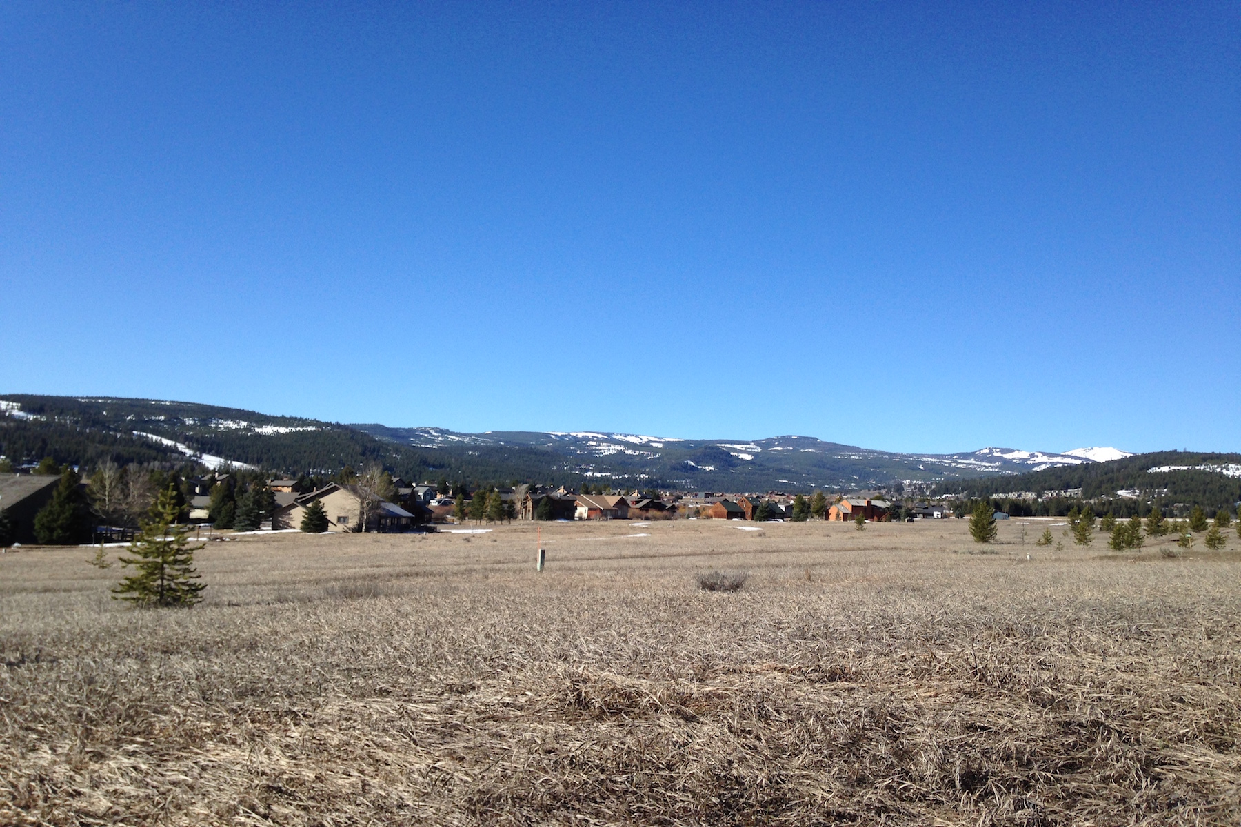 Land for Sale at Big Sky's Meadow Village Homesite Little Coyote Big Sky, Montana 59716 United States
