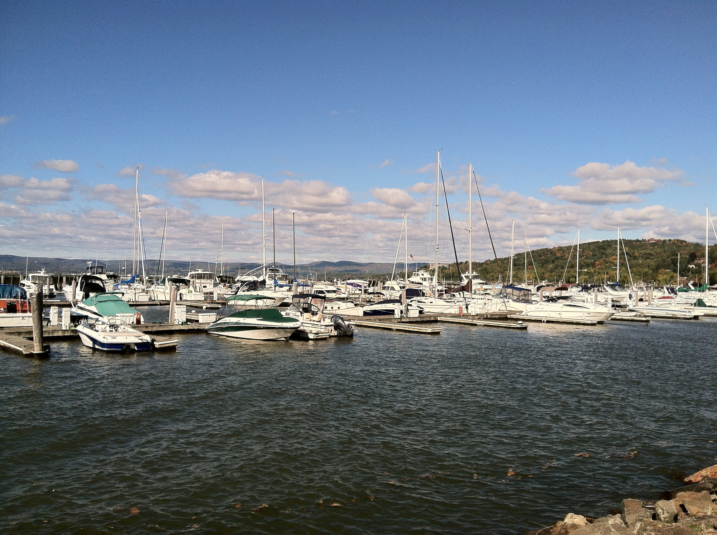 for Sale at Hudson River Reverie Half Moon Bay Marina A5 Croton On Hudson, New York 10520 United States