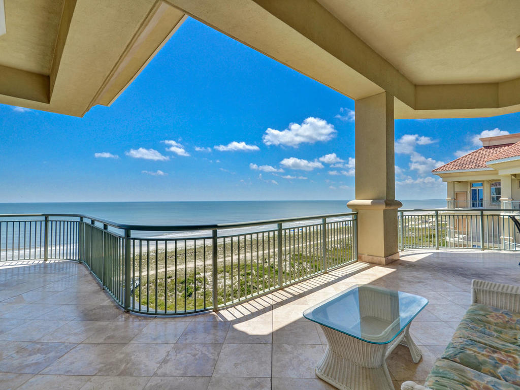 sales property at Oceanfront Penthouse Condominium