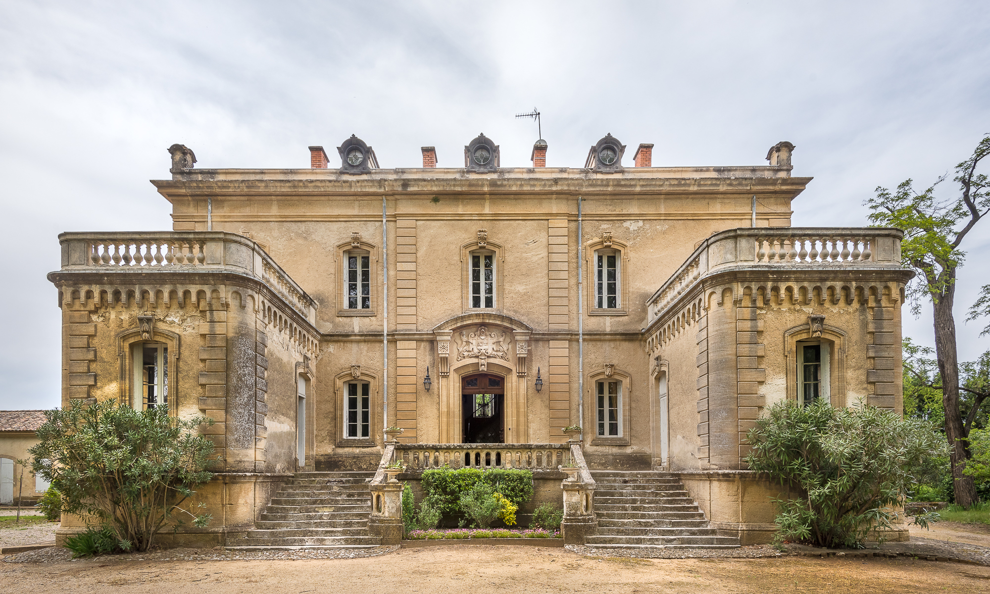Multi-Family Home for Sale at UZES, CHATEAU EXCEPTIONNEL Uzes, Languedoc-Roussillon 30700 France