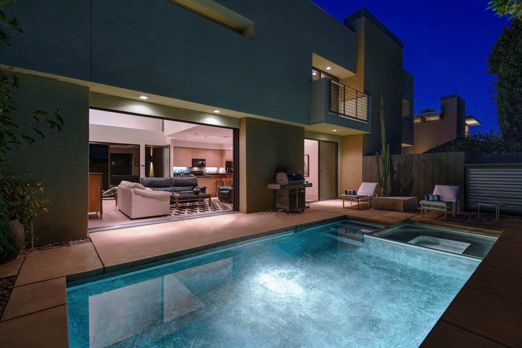 Eigentumswohnung für Verkauf beim 1526 East Baristo Road Palm Springs, Kalifornien, 92262 Vereinigte Staaten