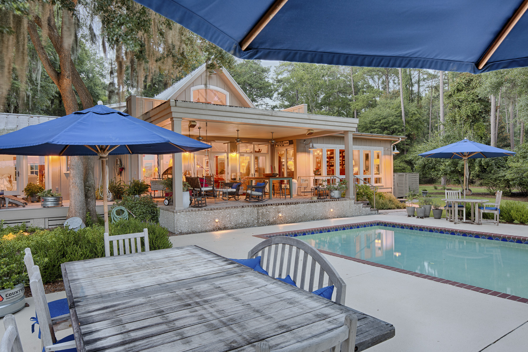 Single Family Home for Sale at 77 Pine View Drive Bluffton, South Carolina 29910 United States