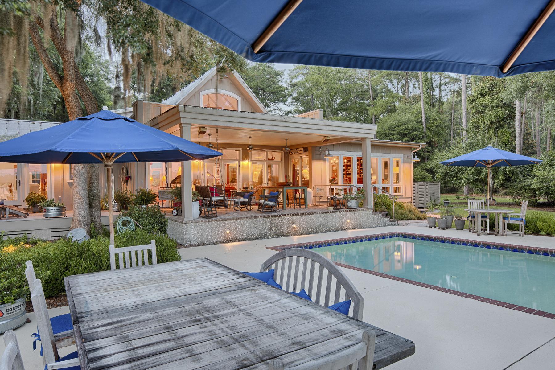 Einfamilienhaus für Verkauf beim 77 Pine View Drive Bluffton, South Carolina 29910 Vereinigte Staaten