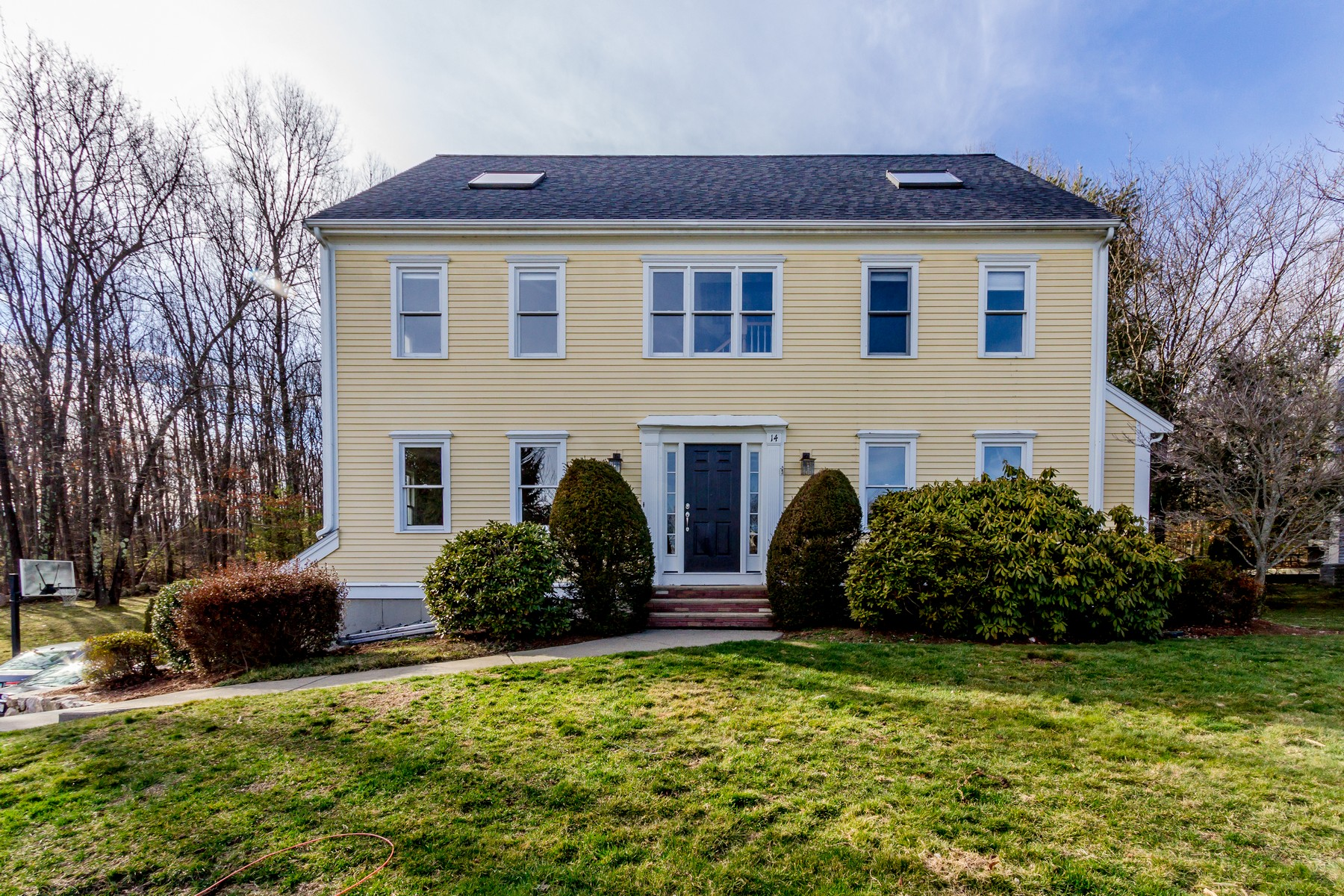 sales property at Stunning Stockwell Farms Colonial