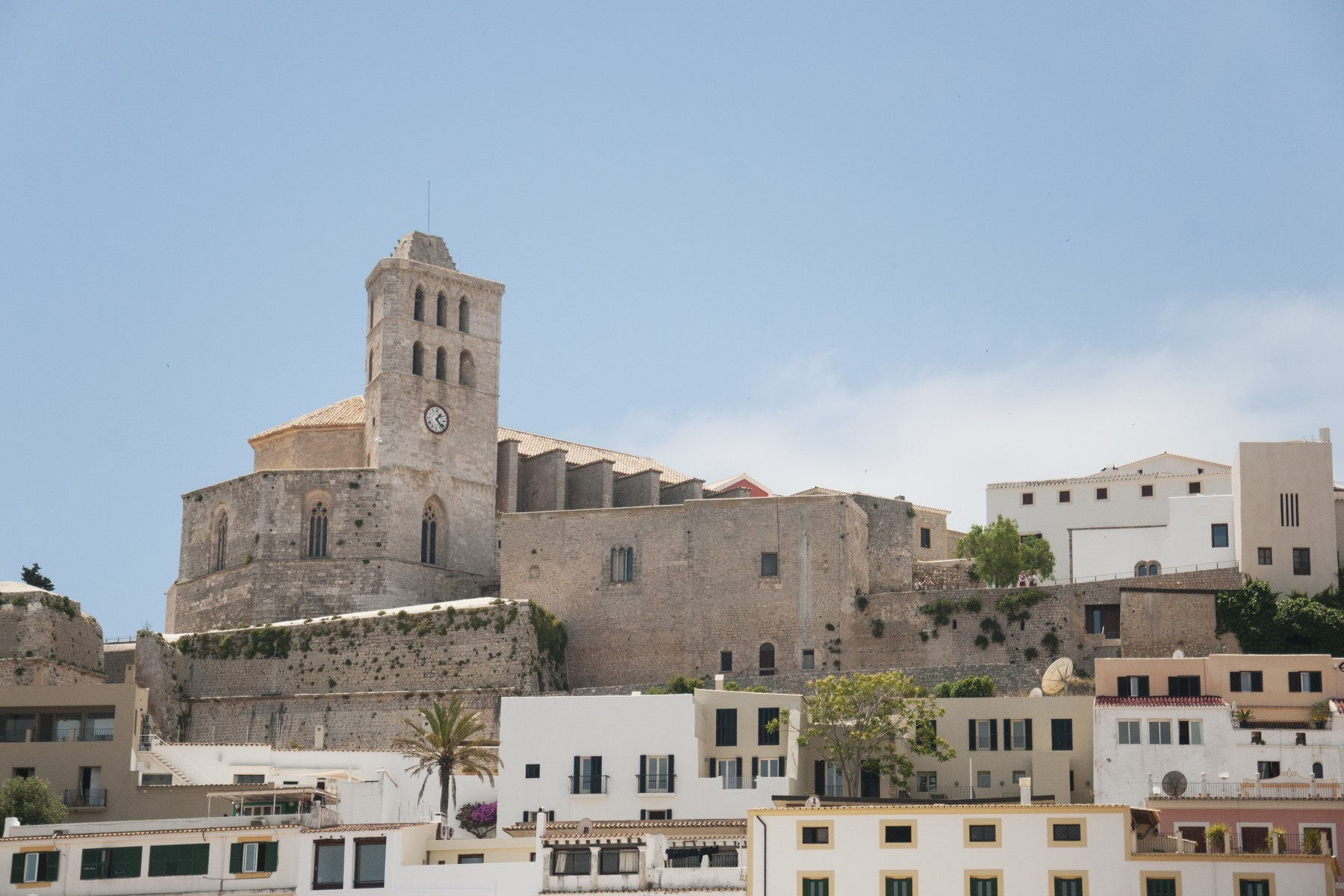 sales property at Historic Apartment In The Old Town Of Ibiza