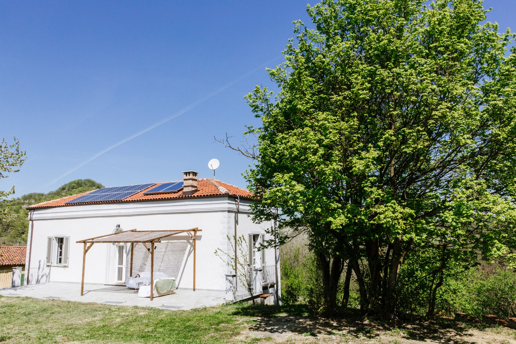 Additional photo for property listing at Seventeenth century country property renovated in 2011 Malvicino Malvicino, Alessandria 15015 Italy