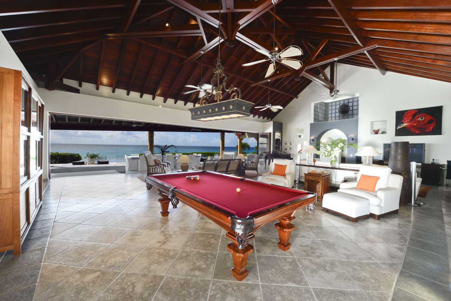 Additional photo for property listing at Casa de la Playa  Terres Basses, Cities In Saint Martin 97150 St. Martin