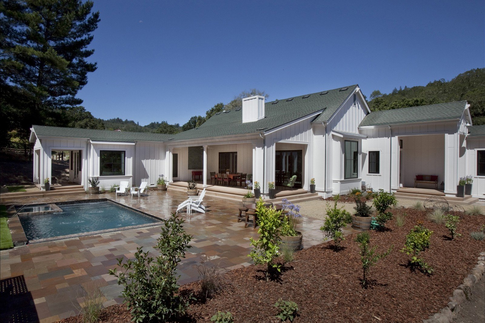 sales property at Calistoga Farmhouse