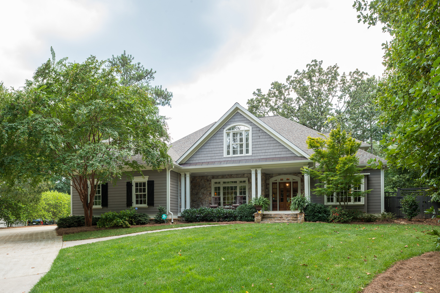 Single Family Home for Sale at Charming Home On Beautifully Landscaped Lot 2730 Orchard Knob SE Vinings, Atlanta, Georgia, 30339 United States