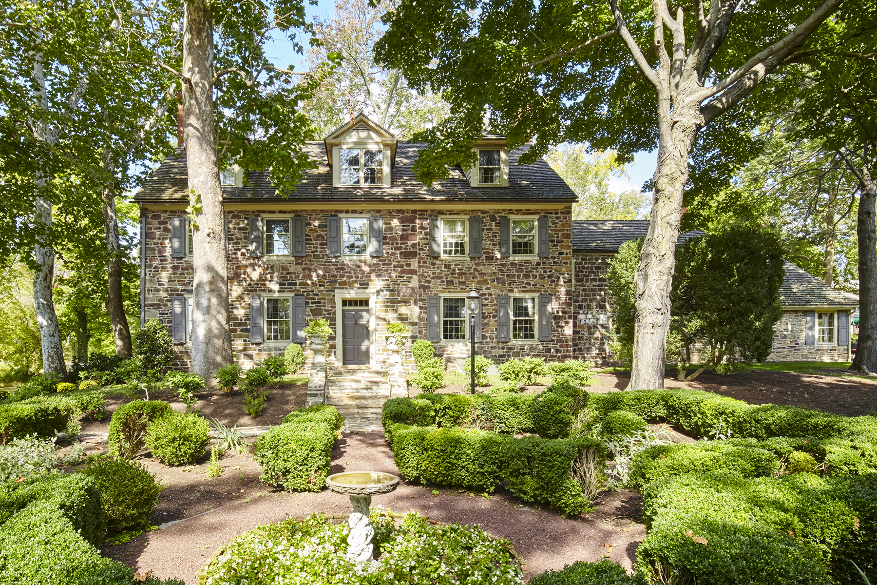 Single Family Home for Sale at Historic Glendower Farm 1221 Meetinghouse Road Gwynedd, Pennsylvania 19436 United States