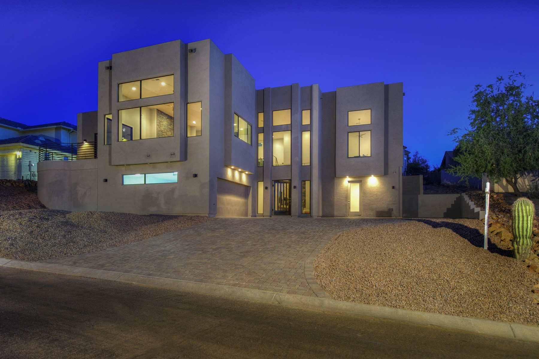 Property For Sale at Stunning Contemporary New Construction With Amazing Views